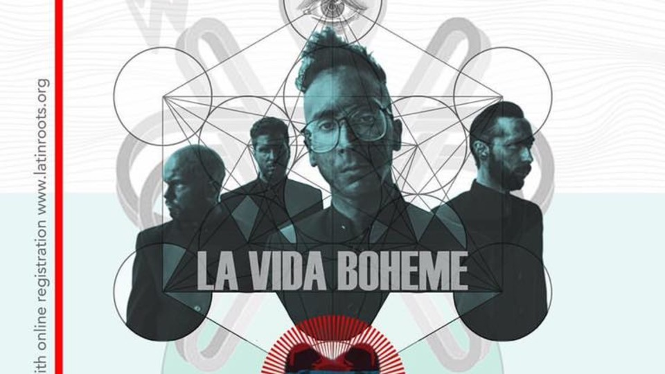 La Vida Boheme at the #NUEVOFEST