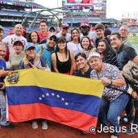 Venezolanos con los Phillys