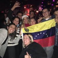 Celebración venezolana